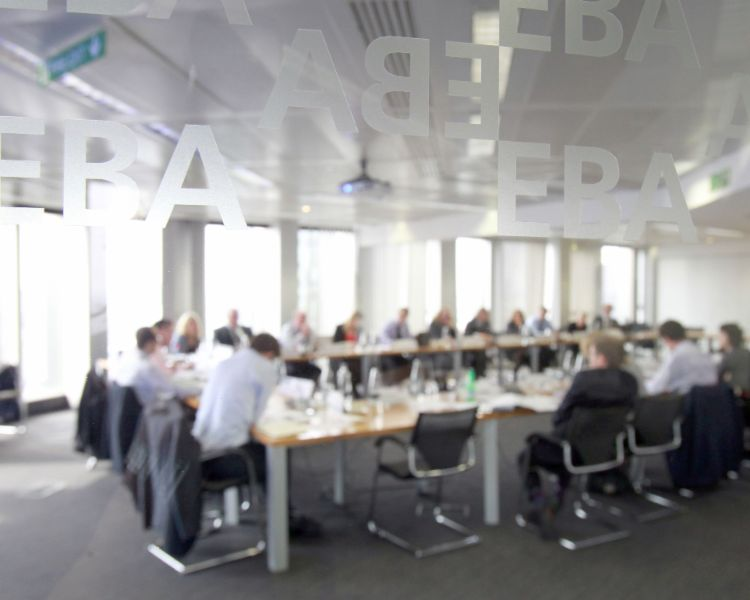 European Banking Authority (EBA) conference room